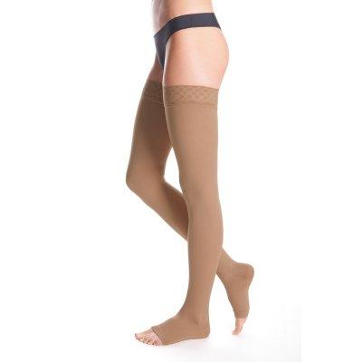 Ιατρική Θεραπευτική Κάλτσα Συμπίεσης Ριζομηρίου class1 ΜAXIS MICRO ... 93b78007721